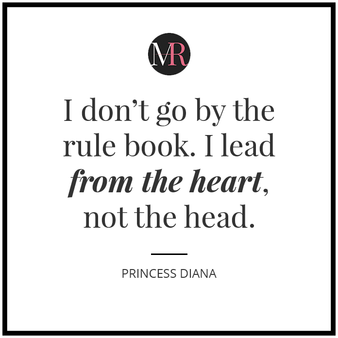 Princess Diana on Leadership